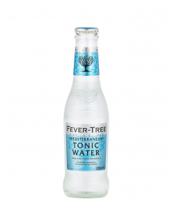 Fever-Tree Mediterranean Tonic Water, 200 ml