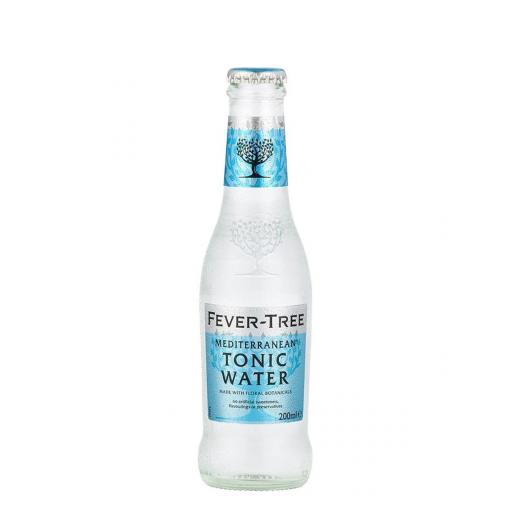 Fever-Tree Mediterranean Tonic Water, 200 ml